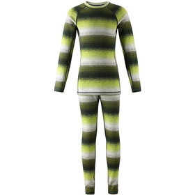 Reima Taival Thermal Set Youth dark green